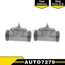 Raybestos Brakes Rear 2PCS Drum Brake Wheel Cylinder For Jeep Cherokee Comanche