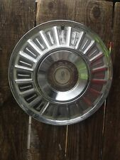 Vintage Chrysler Chrome Hub Cap Rat Rod Man Garage Wall art
