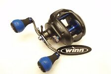 Daiwa LEXA TYPE-WN 7.1:1 Left Hand Dual Handle Baitcast Reel - LEXA-WN300HSL