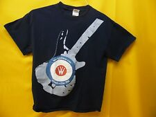 "Mod Guitars T-Shirt ""Nashville, Tn Guitar Builders"" Logo Tee (Medium)"