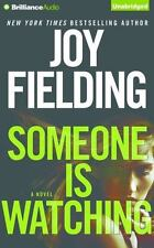 Someone is Watching 2015 by  Joy Fielding,  audio book-11 CDs-unabridged