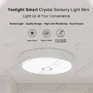 Yeelight Smart Ceiling Light Crystal Mini Human Motion Sensor Detect Auto ON/OFF