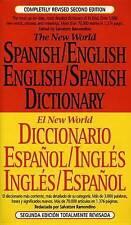 The New World Spanish-English English-Spanish Dictionary by Salvatore Ramondino (Paperback, 1996)