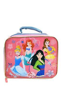 Disney Princess: Lunch Bags - Insulated Lunch Box
