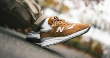 """NEW BALANCE M998TCC """"MADE IN USA"""" Brown Curry White Sneakers Men's SZ 8 10.5 11"""