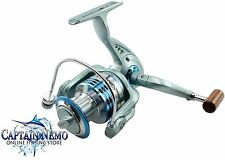 TOKUSHIMA FF5000 JAPANESE DESIGN SPINNING FISHING REEL ALUMINIUM SPOOL FF5000