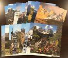 """LOT 18 Austrian mountain landscape photography prints, THE ALPS, 11.5"""" x 11.5"""""""
