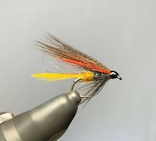 Ballinderry Black - Pack of 3 flies - Size 10 - New