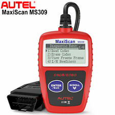 Autel MaxiScan MS309 OBD2 Auto Diagnostic Tool Fault Code Readers Check Engine