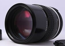 NEAR MINT Nikon Ai Nikkor 135mm f/2.8 Telephoto SLR MF Portrait Lens from Japan