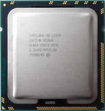 1 x Intel Xeon L5520 2.26GHz Quad Core 4C/8T LGA 1366 CPU SLBFA 60W 8MB 5.86GT/S