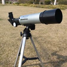 Entry level 90x Refractor Type Space astronomical telescope w/ tripod Kid's Gift