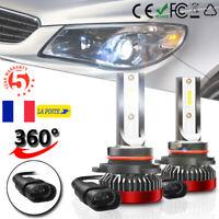 9005 HB3 Mini Auto LED Ampoule Voiture Lampe Kit Phare Feux 110W 20000LM 6000K
