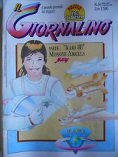 Giornalino n°24 1988 Pinky Piccolo Dente + inserto  [G.302] Buono