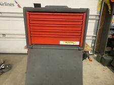 Snap On 5 Drawer Heavy Duty Portable Tool Box Chest Krp825 Used Missing Latch