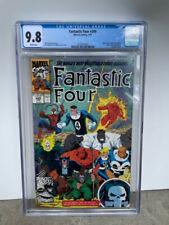 Fantastic Four #349 CGC: 9.8