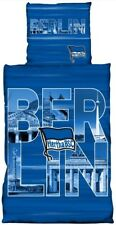Hertha BSC Berlin Bettwäsche 135x200 cm Sehenswürdigkeiten Baumwolle