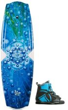 New listing Liquid Force Trip 144 wakeboard with Index bindings