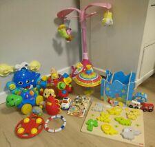 Spielzeugpaket VTech, FisherPrice, Goki,