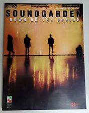 SOUNDGARDEN DOWN ON THE UPSIDE GUITAR TAB SONGBOOK TABLATURE SHEET MUSIC BOOK