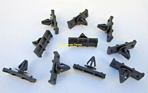 FORD Lincoln LS2000 Sable Taurus Rocker Panel Moulding Clips 9-MM Hole