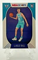 2020-21 LaMELO BALL Panini NBA Hoops Rookie RC Hornets #223