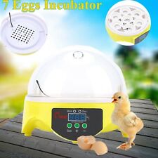 Pro 7 Egg Hatcher Smart Digital Temperature Control Chicken Bird Incubator AU
