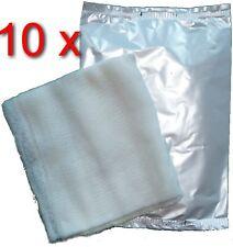 10 Staubbindetücher Honigtücher Staubbindetuch Reinigungstuch Staubbindeflies
