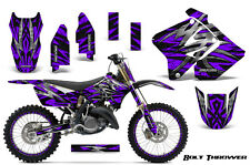 SUZUKI RM 125 250 Graphics Kit 2001-2009 CREATORX DECALS BTPRNPR