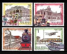 1999 MALAYSIA 125TH ANNIVERSARY OF TAIPING (3v) MNH