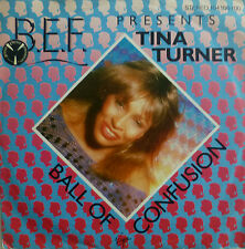 "7"" 1982 VG++! B.E.F. PRES TINA TURNER Ball Of Confusion"