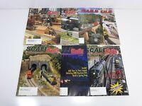 7 Scale Rails Railroad Hobbyist Magazines 2004-2007 Read