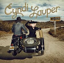 Detour - Cyndi Lauper (CD, 2016, Rhino Records)