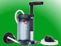 Katadyn Hiker Pro Wasserfilter transparent, Water Purifier, Trinkwasser-Filter