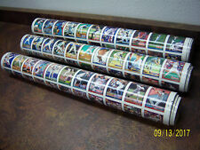 3 Uncut Sheets 1991 Topps Baseball Cards 396 Cards Boggs McGuire Canseco Griffey