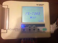 FUKUDA DENSHI CARDI MAX FX 7202