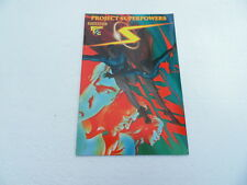 Project Superpowers 1/2 Wizard .Dynamite . 2008  -    VF