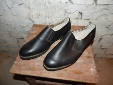 USSR RUSSIAN SOVIET Red Army uniform MILITARY mens leather shoes Vintage