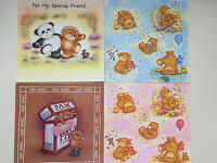 16 All Occasion Cards Birthday Baby/Home/Get Well/Thank You/Sympathy