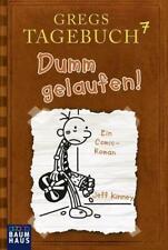 Gregs Tagebuch 07 - Dumm gelaufen! von Jeff Kinney (Taschenbuch)