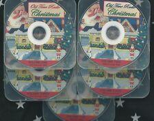 CHRISTMAS MEGA COLLECTION #2 *NEW 2014* 300+ OLD TIME RADIO SHOWS 5 mp3 cd OTR