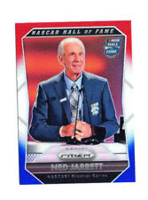 Ned Jarrett 2016 Prizm Racing, Nascar Hall Of Fame, Red, White & Blue Prizm !!