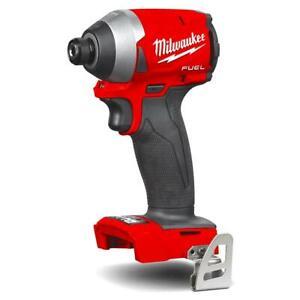 "Milwaukee M18FID2-0 18V Cordless Fuel GEN 3 1/4"" Hex Impact Driver (AU STOCK)"