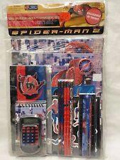Spider-Man 2 20 Piece Stationery Set Q4