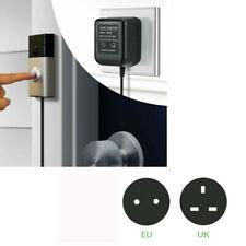 Power Supply Adapter EU/UK For Video Ring Doorbell Pro 2 Nest hello Zmodo Greet