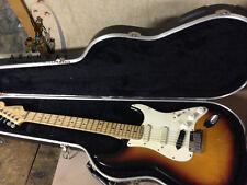 93-94 FENDER Sunburst American Stratocaster Plus  Guitar w/Case (USA Strat+)