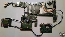 Motherboard A02-001 para Packard Bell Mariposa M. LL1 con extras en funcionamiento