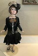 New listing Shader China Doll/Danbury Mint Flapper Doll, Daisy