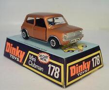 Dinky Toys 178 Mini Clubman bronze OVP #3807
