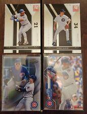 Chicago Cubs 520+ Card Lot - Sosa, Rizzo, Baez, Bryant, Nico, Wood, Contreras